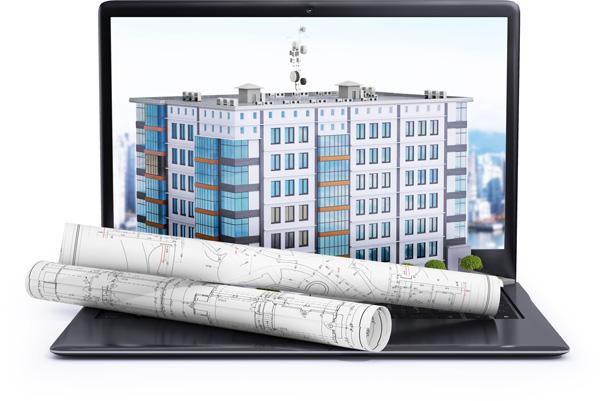 Beste Architekur Visualisierung
