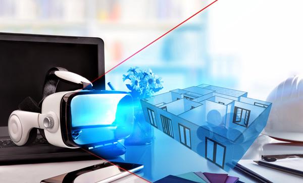 Virtuelle Begehung: Innenräume Ein unvergessliches interaktives Kundenerlebnis im Immobilienvertrieb!