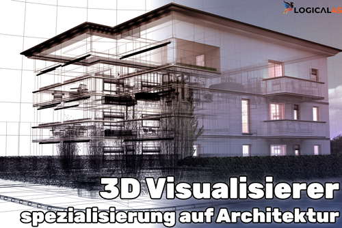 3D Visualisierer spezialisierung auf Architektur